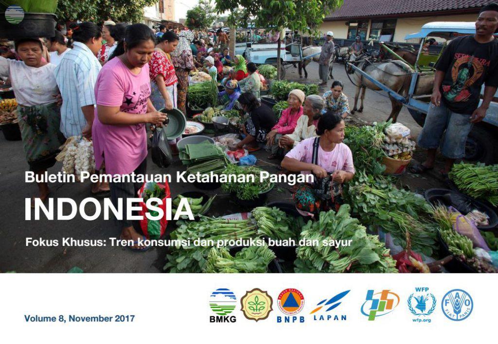 Buletin Pemantauan Ketahanan Pangan INDONESIA (Vol.8 - November 2017)