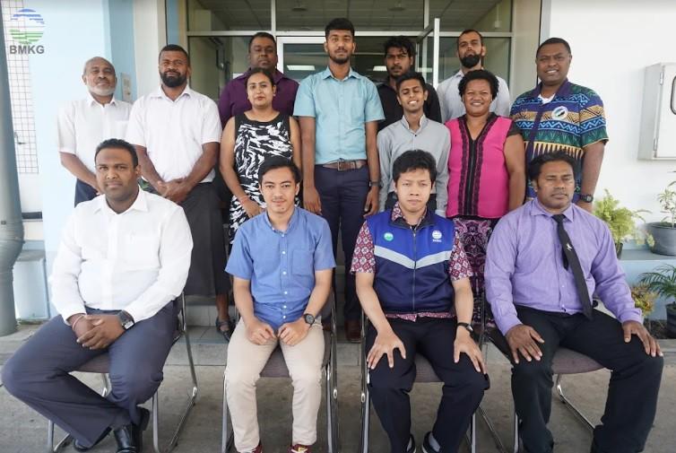 BMKG for Fiji Meteorological Service