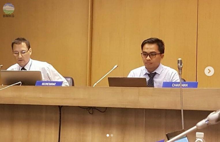 Delegasi Indonesia Terpilih Menjadi Chairman Volcanic Ash Exercise Steering Group, ICAO Asia Pasific