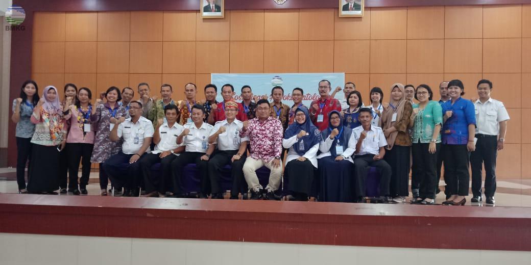 Sosialisasi Agroklimat Provinsi Kalimantan Tengah