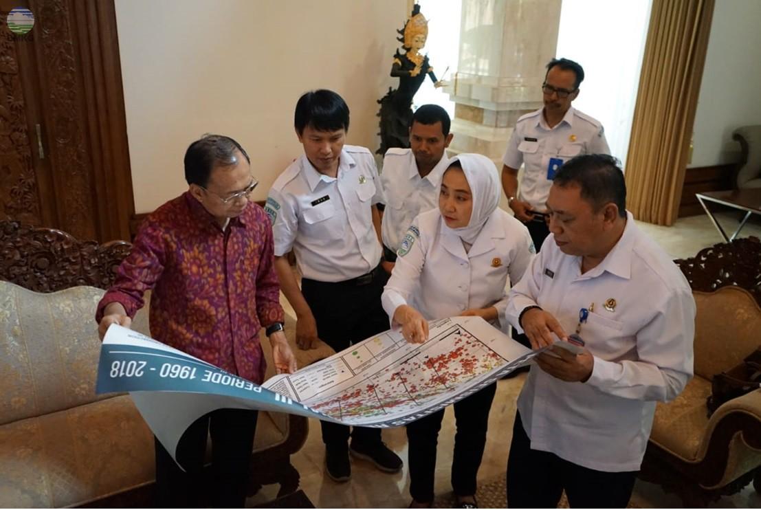 Provinsi Bali Menjadi Backup InaTEWS, Perkuat Sistem Informasi Peringatan Dini Tsunami