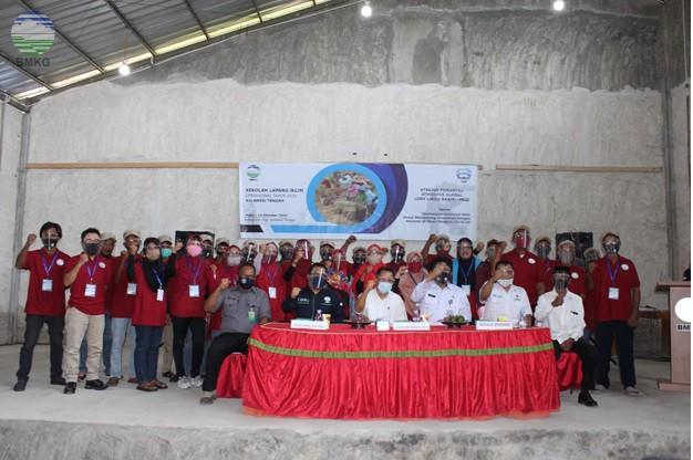 Peran BMKG dalam Mendukung Ketahanan Pangan Nasional Pada Masa Pandemi Covid-19 di Sulawesi Tengah