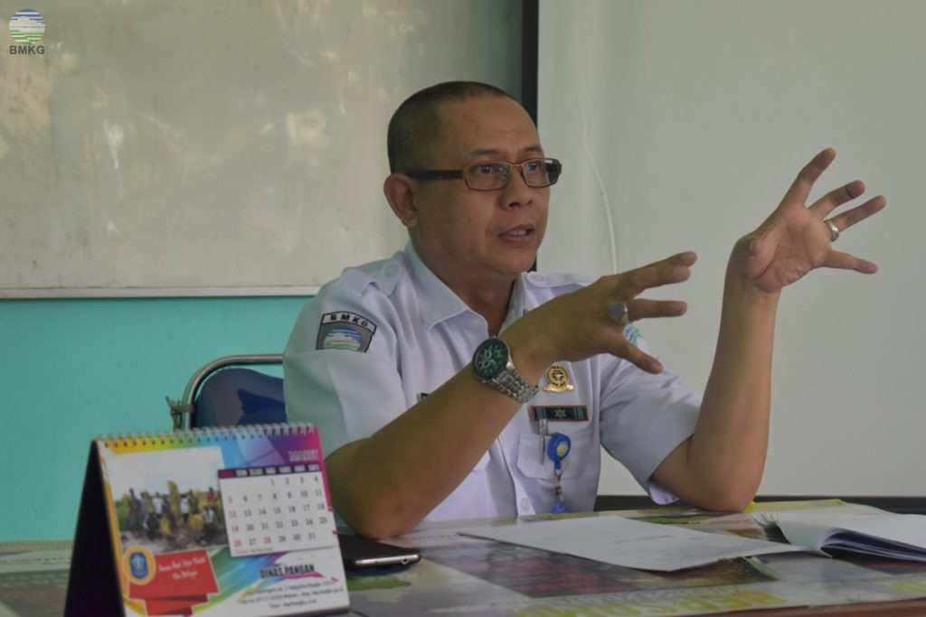 Kasmet Pangkal Pinang sebagai Narasumber dalam Pertemuan Mingguan BP3K Mendo Barat