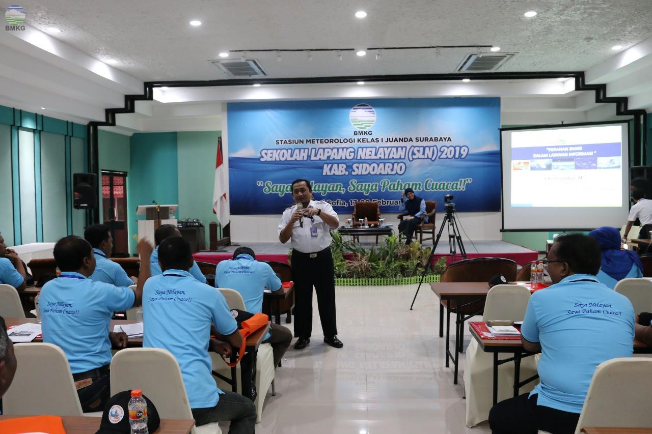 Sekolah Lapang Nelayan Provinsi Jawa Timur
