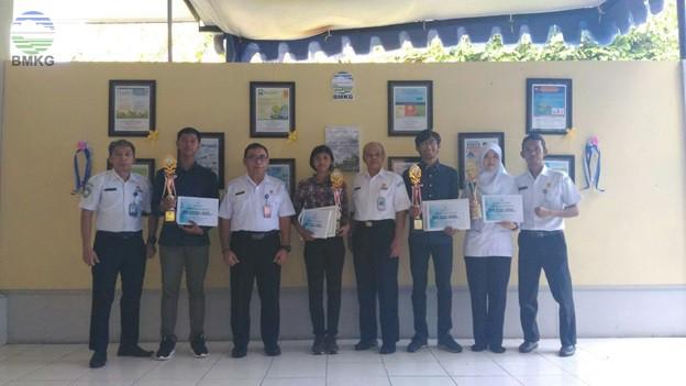 Lomba Infografis dan Seminar Ilmiah di Balai Besar MKG Wilayah III Meriahkan Peringatan HMD Ke 69 Tahun