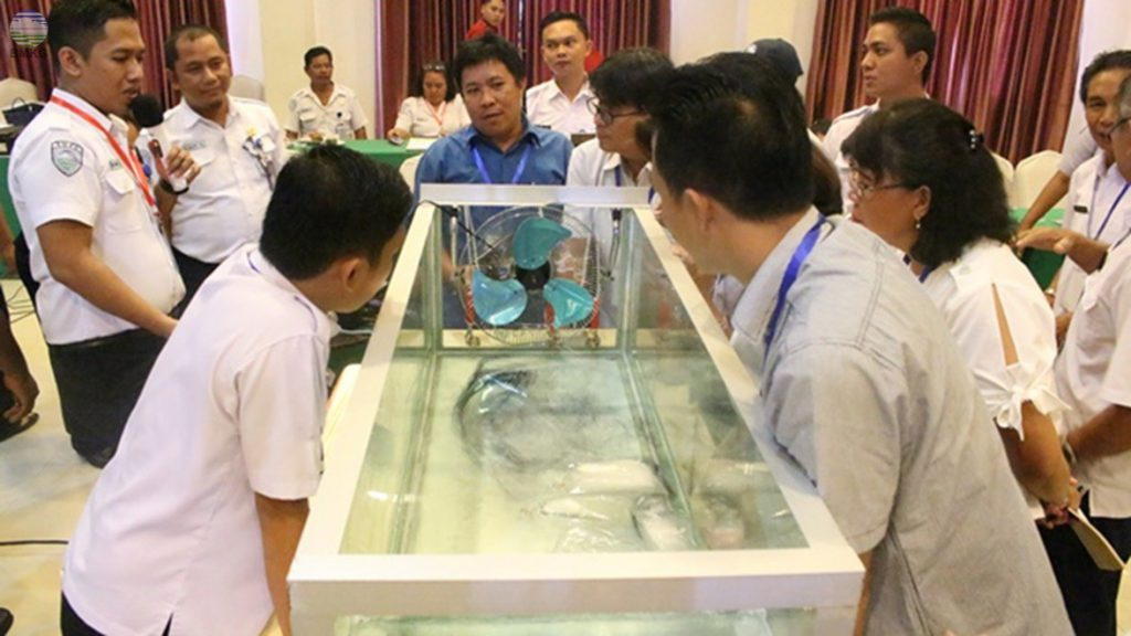 Sekolah Lapang Iklim Tahap II Bagi Para Nelayan di Provinsi Sulut