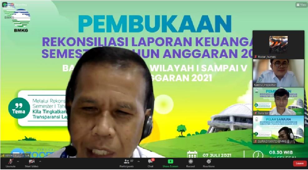 Balai Besar MKG Wilayah III Denpasar Siap Hasilkan Laporan Keuangan yang Akuntabel dan Transparan