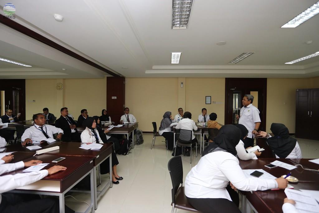 Training Of Facilitator Pendidikan dan Pelatihan Dasar Calon ASN