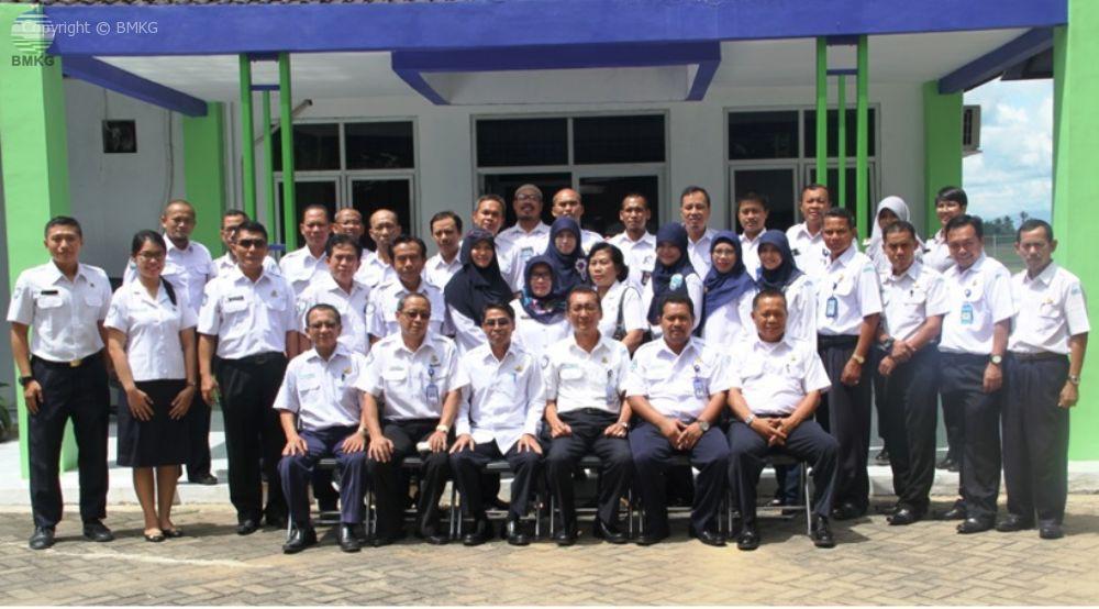 Sertijab Di Lingkungan Balai Besar MKG Wilayah II Ciputat