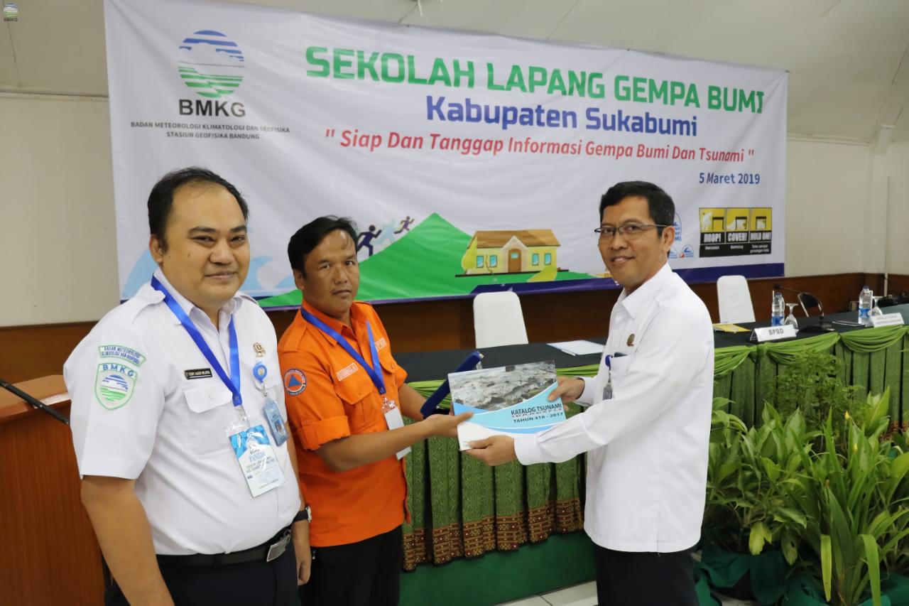 Sekolah Lapang Gempa Kab. Sukabumi