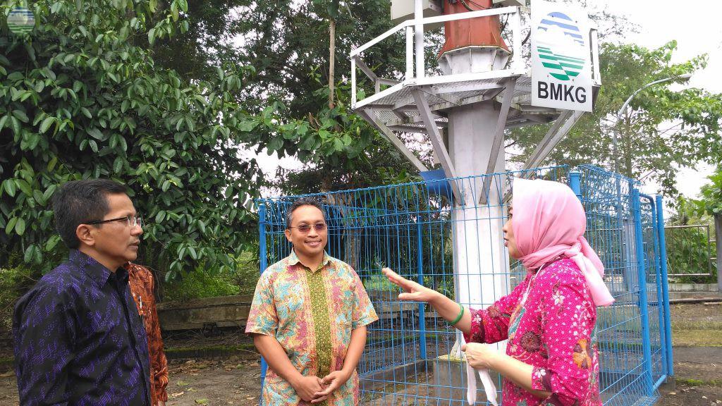 Kepala BMKG Cek Progress Rencana Mitigasi Tsunami Untuk Pembangunan Bandara Baru Kulon Progo
