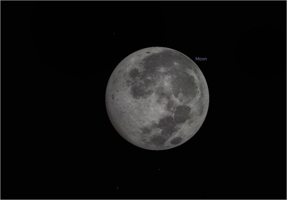 Gerhana Bulan Pen 30 NOVEMBER 2020