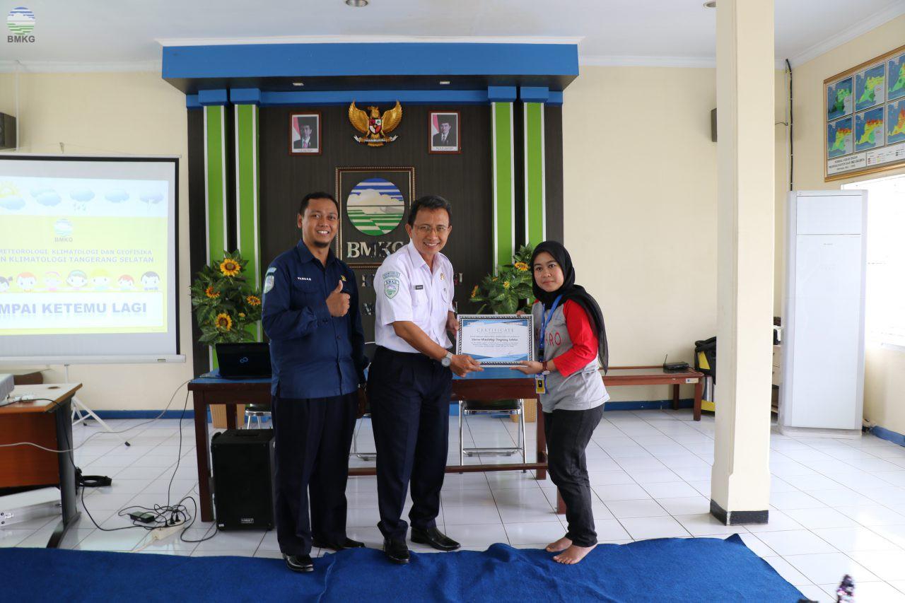 SD Highscope Indonesia  Bintaro Belajar Cuaca dan Iklim
