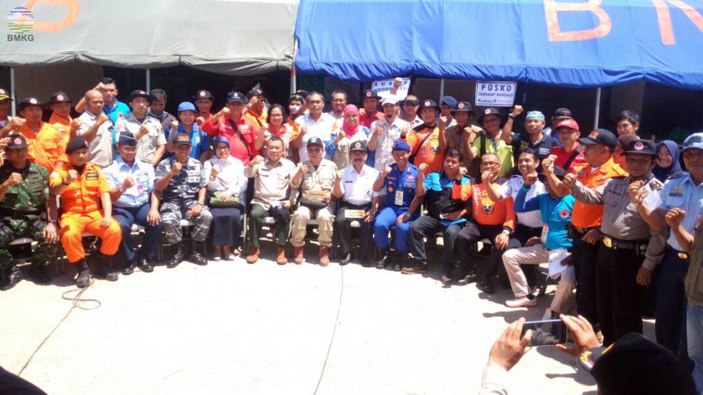 Partisipasi Stasiun Geofisika Padang Panjang Dalam Penanganan HKBN di Sumatera Barat.