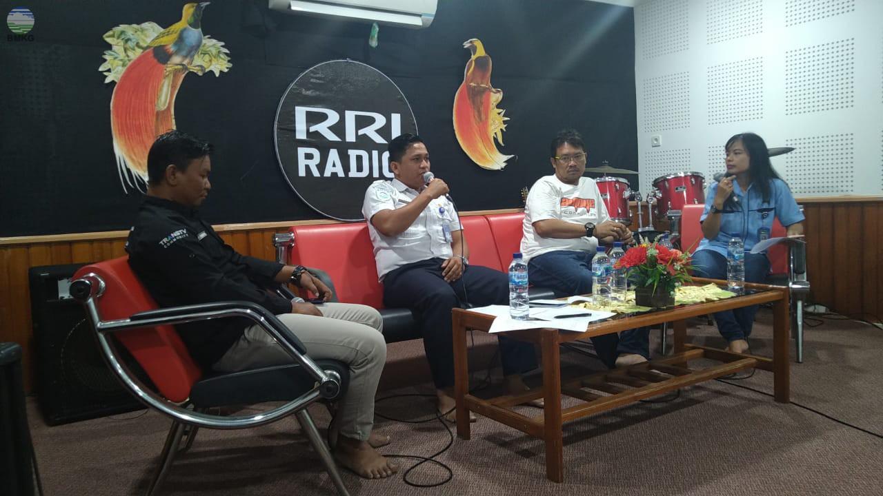 Dialog Kentongan di Nabire untuk Antisipasi Bencana Serta Membangkitkan Kepedulian Komunitas
