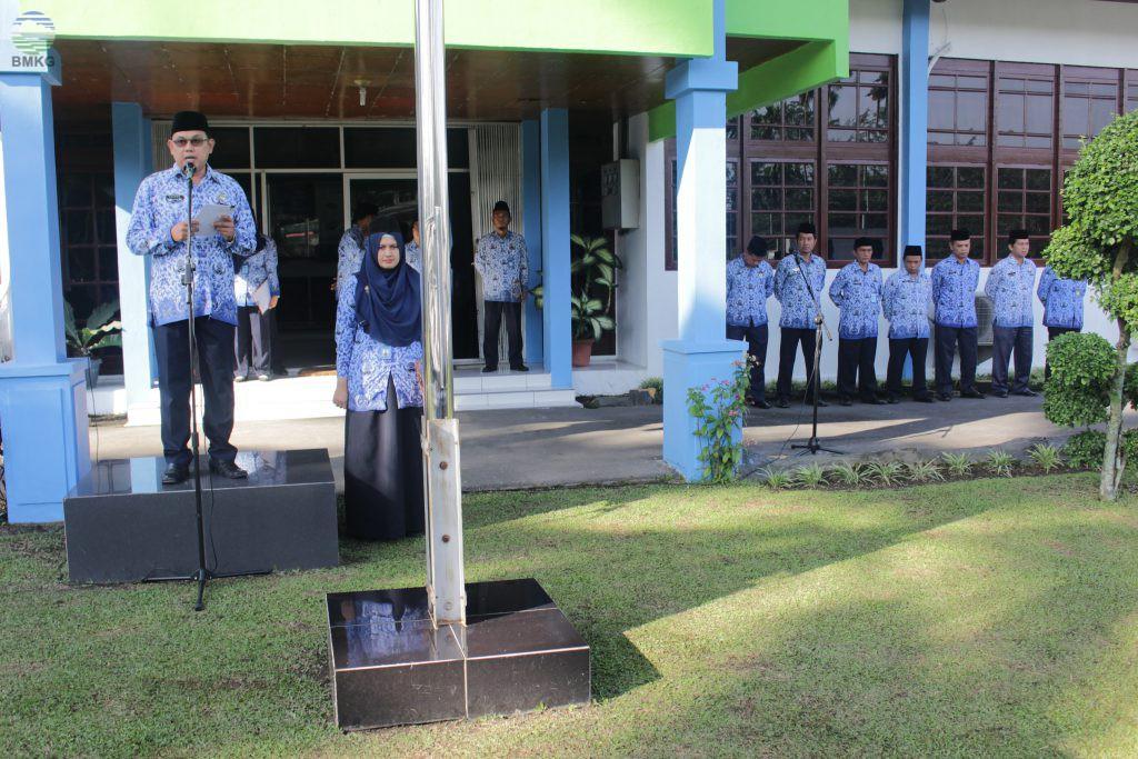 BBMKG Wilayah I Medan Peringati Hari Lahir Pancasila