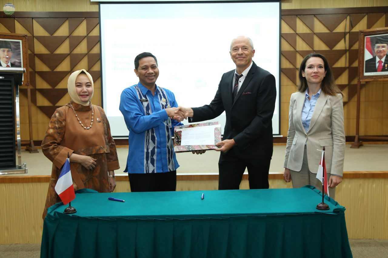 Scaling Up Strengthening BMKG Climate and Weather Services Capacity
