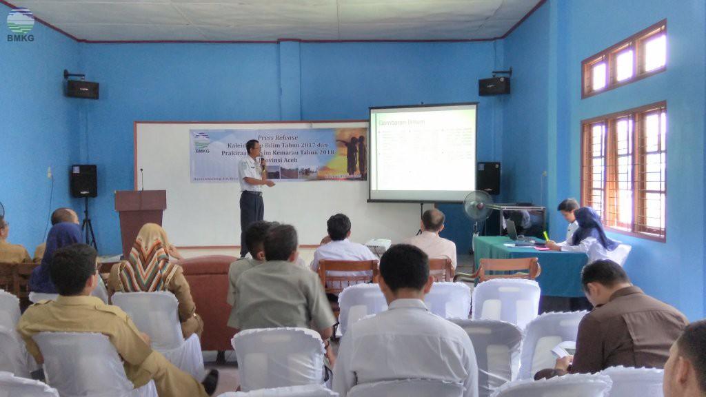 Provinsi Aceh Masuk Awal Musim Kemarau Januari-Juni