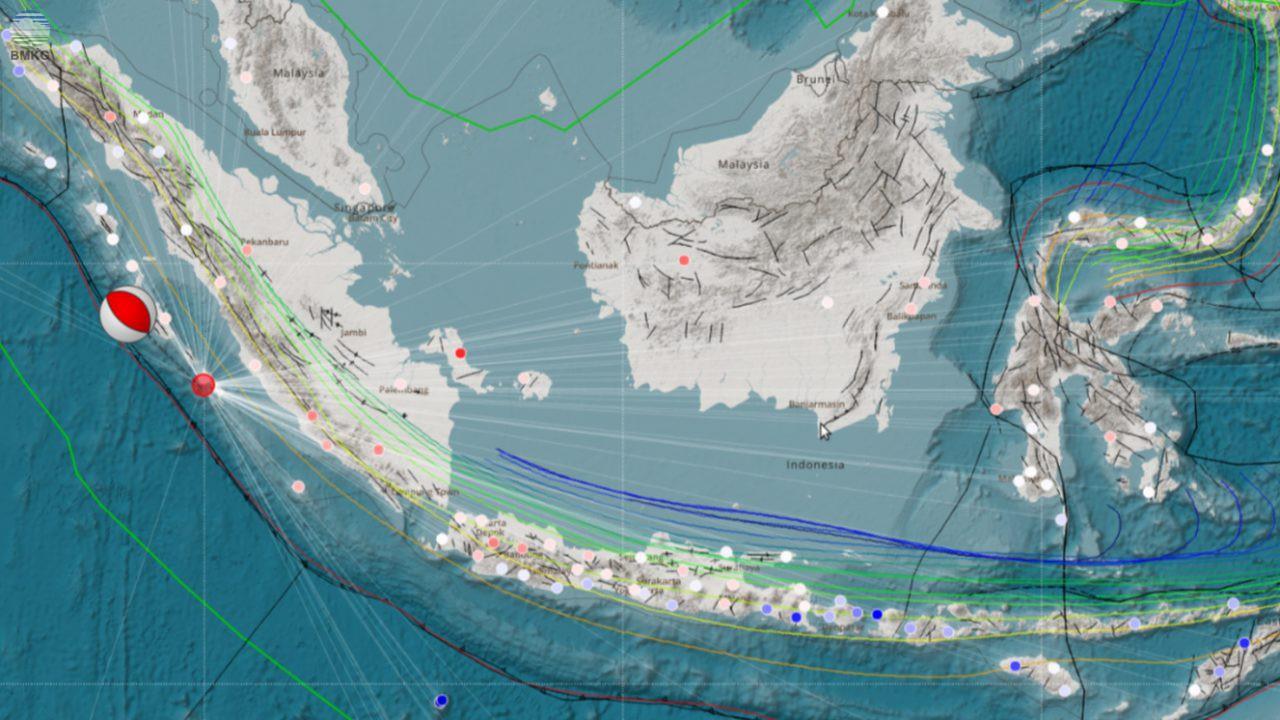 Siaran Pers Gempabumi Kepulauan Mentawai, Sumatera Barat, 2 Februari 2019 Pukul 16.27 WIB
