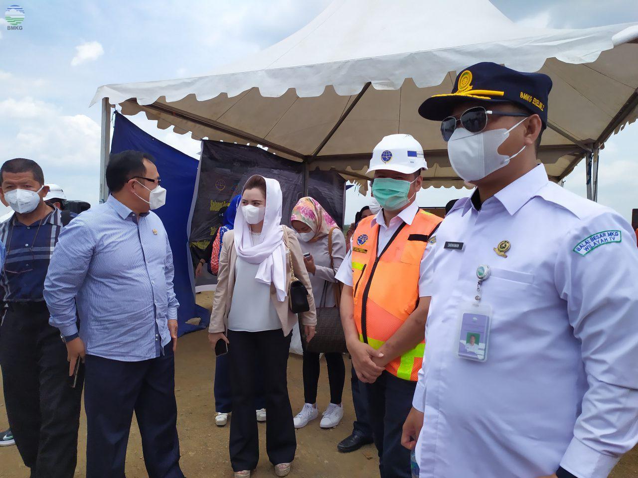Kunjungan Kerja Komisi V DPR-RI ke Provinsi Sulawesi Selatan