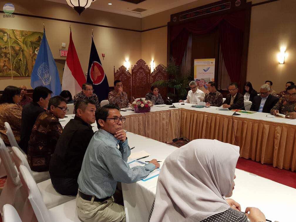 BMKG ikut Serta dalam United Nation Ocean Conference