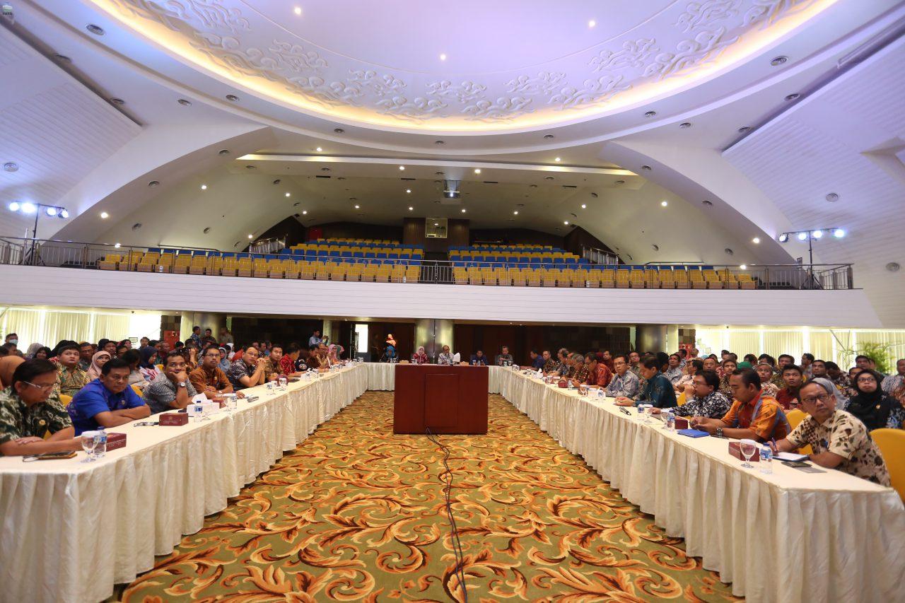 Verifikasi Lapangan Kementerian PAN RB Evaluasi Kinerja BMKG