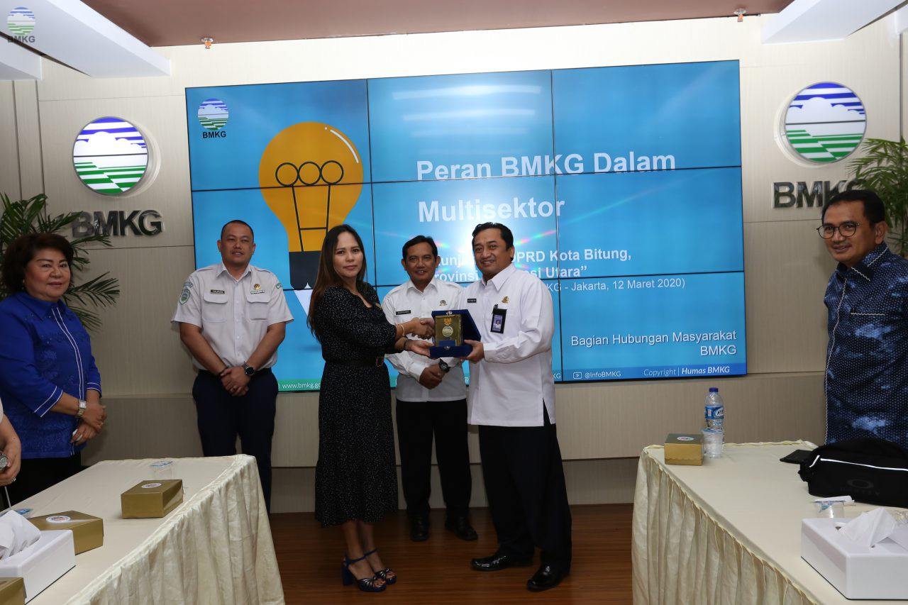 Kunjungan Kerja Anggota DPRD Komisi III DPRD Kota Bitung