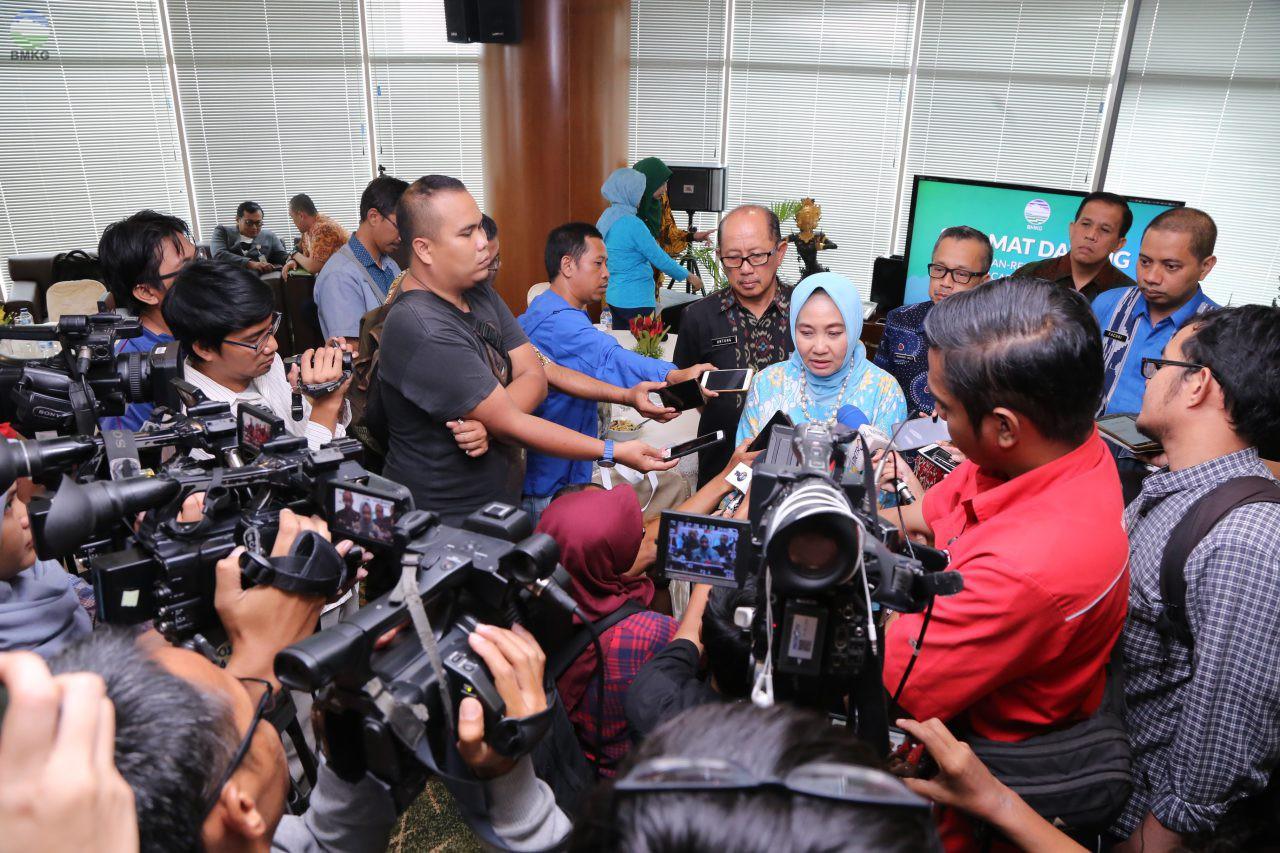 Media Briefing, Tingkatkan Koordinasi
