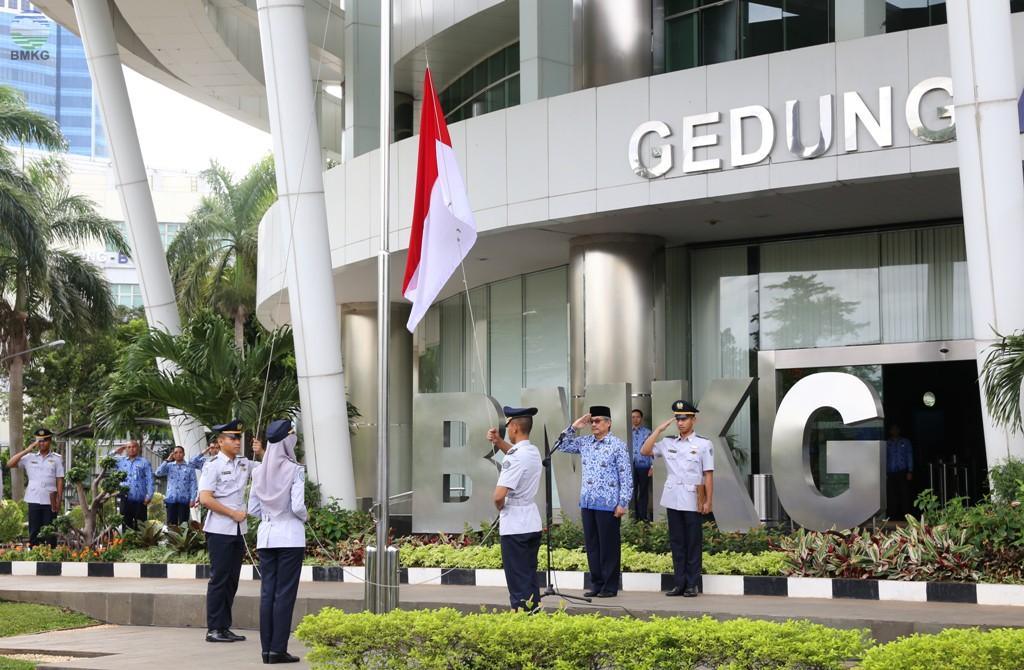 BMKG Peringati Hari Lahir Pancasila, Kepala BMKG Bacakan Sambutan Presiden RI