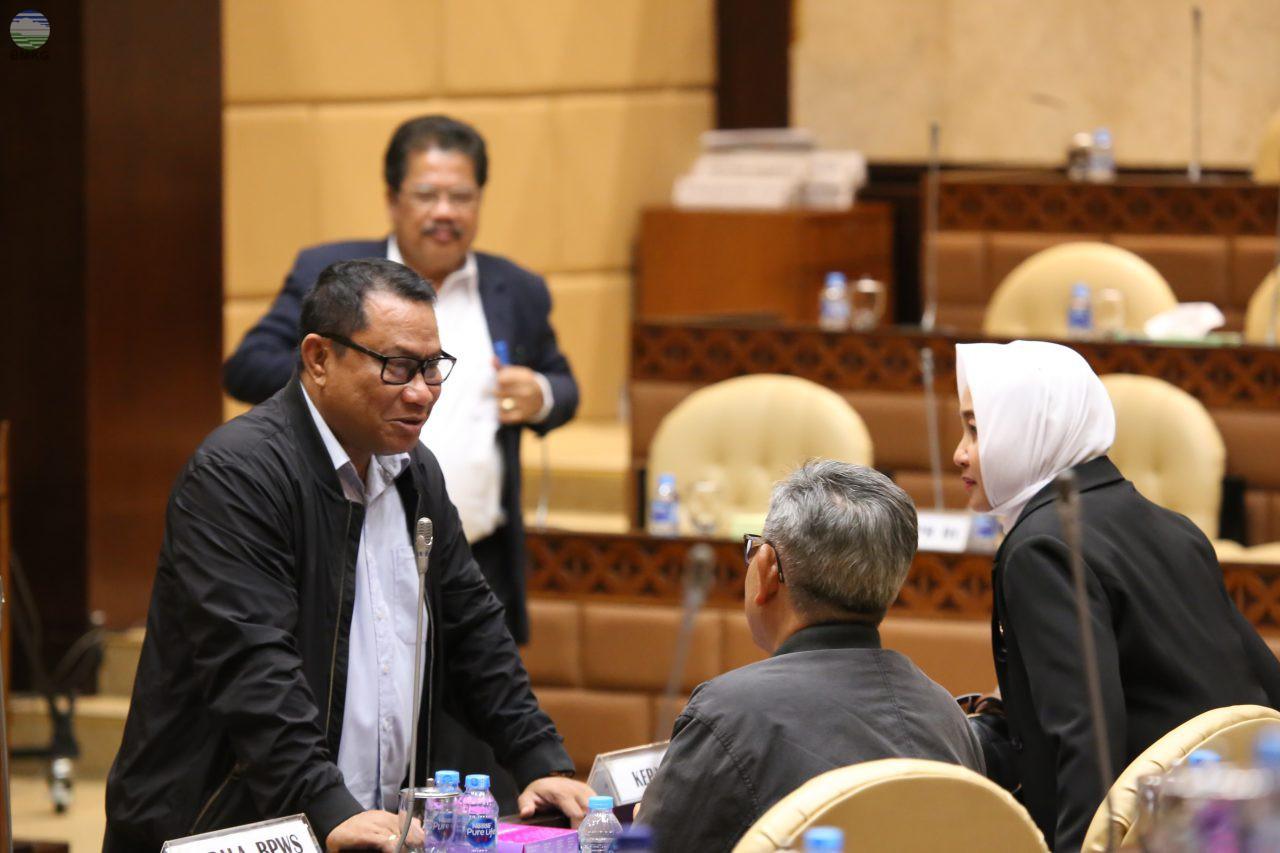 Komisi V DPR RI Dukung RKA BMKG Tahun 2020