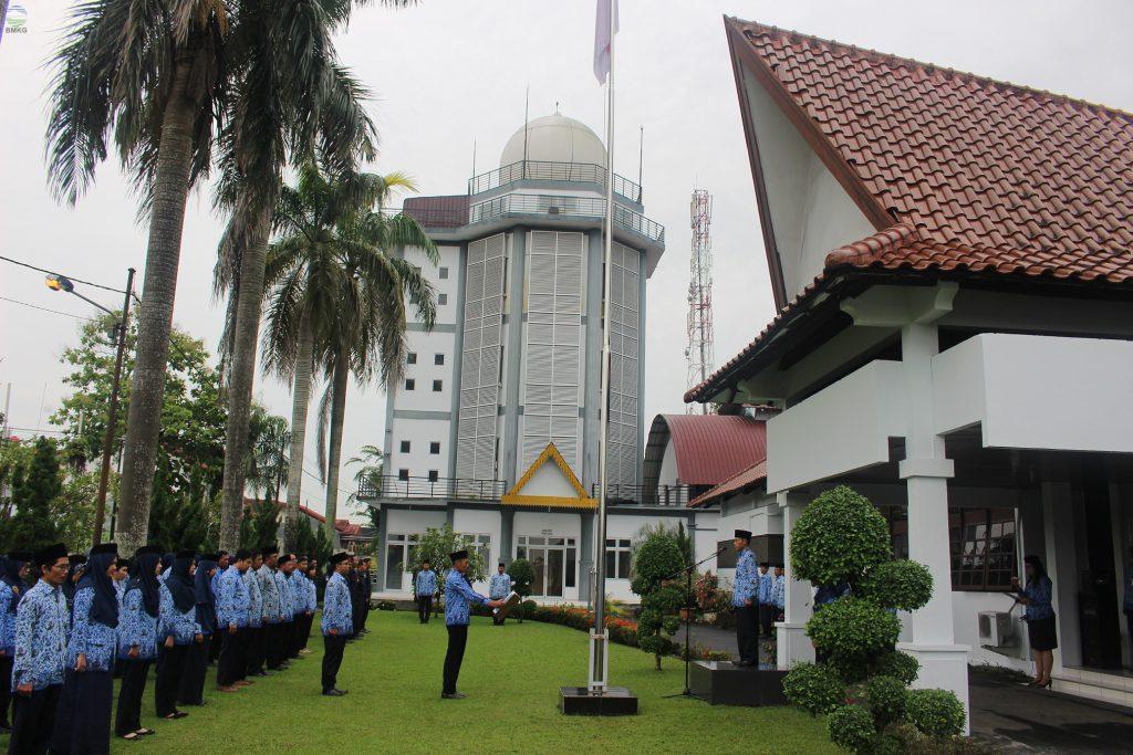 Upacara Peringatan Hari Sumpah Pemuda di BBW MKG I Medan