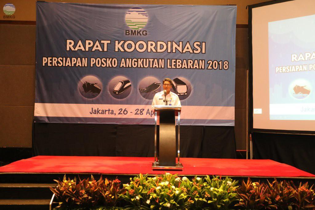 Posko Lebaran Terpadu, Prakiraan Cuaca Berbasis Digital Level Kecamatan