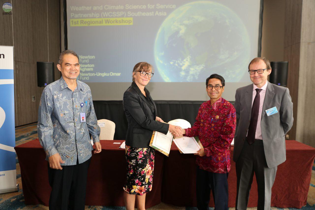 Indonesia Terlibat dalam Kemitraan untuk Memprediksi Cuaca dan Iklim Guna Melindungi Kehidupan Asia Tenggara