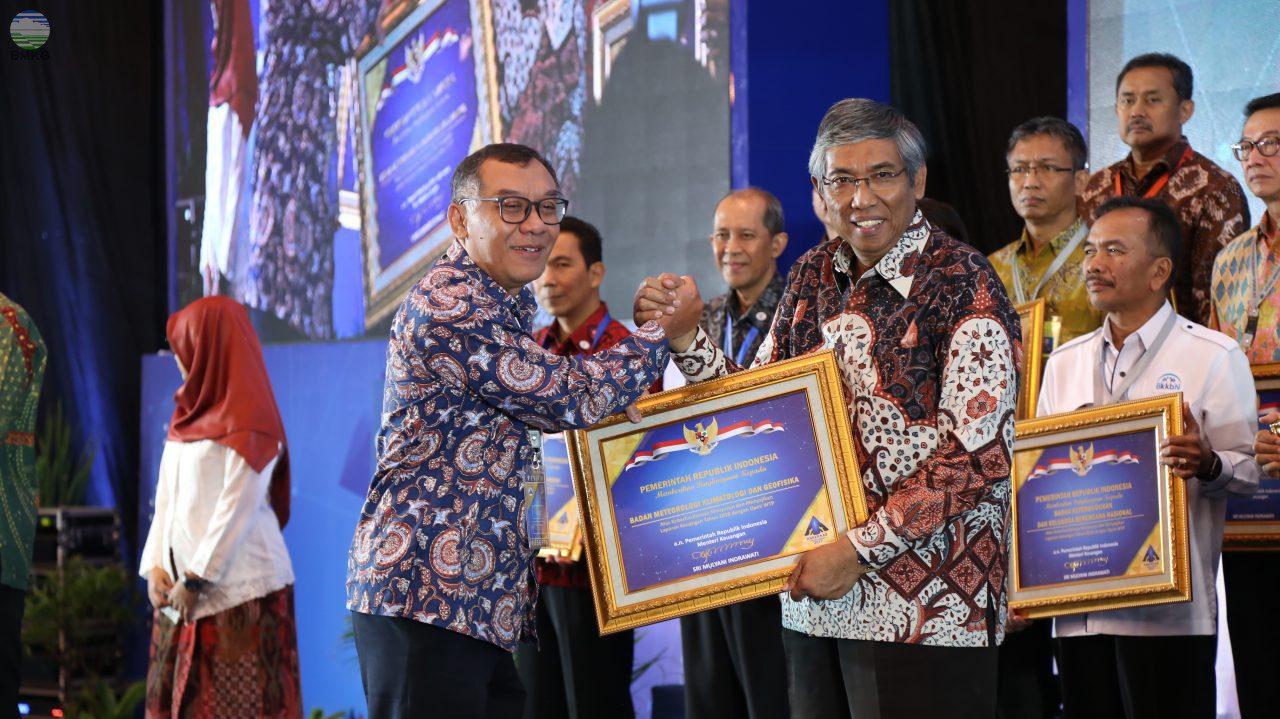 Penyerahan Piagam Penghargaan WTP Tahun 2018