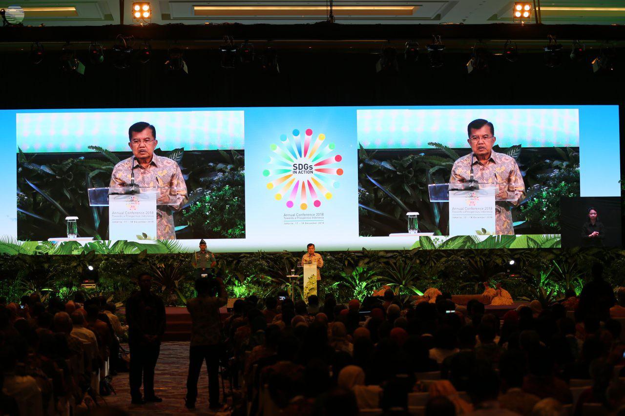 Isu Perubahan Iklim Jadi Bahasan Penting Annual Confrence SDGs
