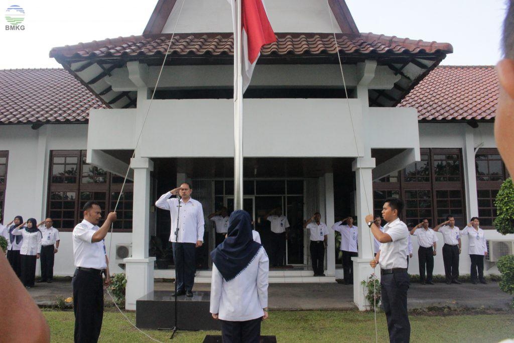 Balai Besar Wilayah I Medan Menyelenggarakan Upacara Hari Meteorologi Dunia ke 67 Tahun