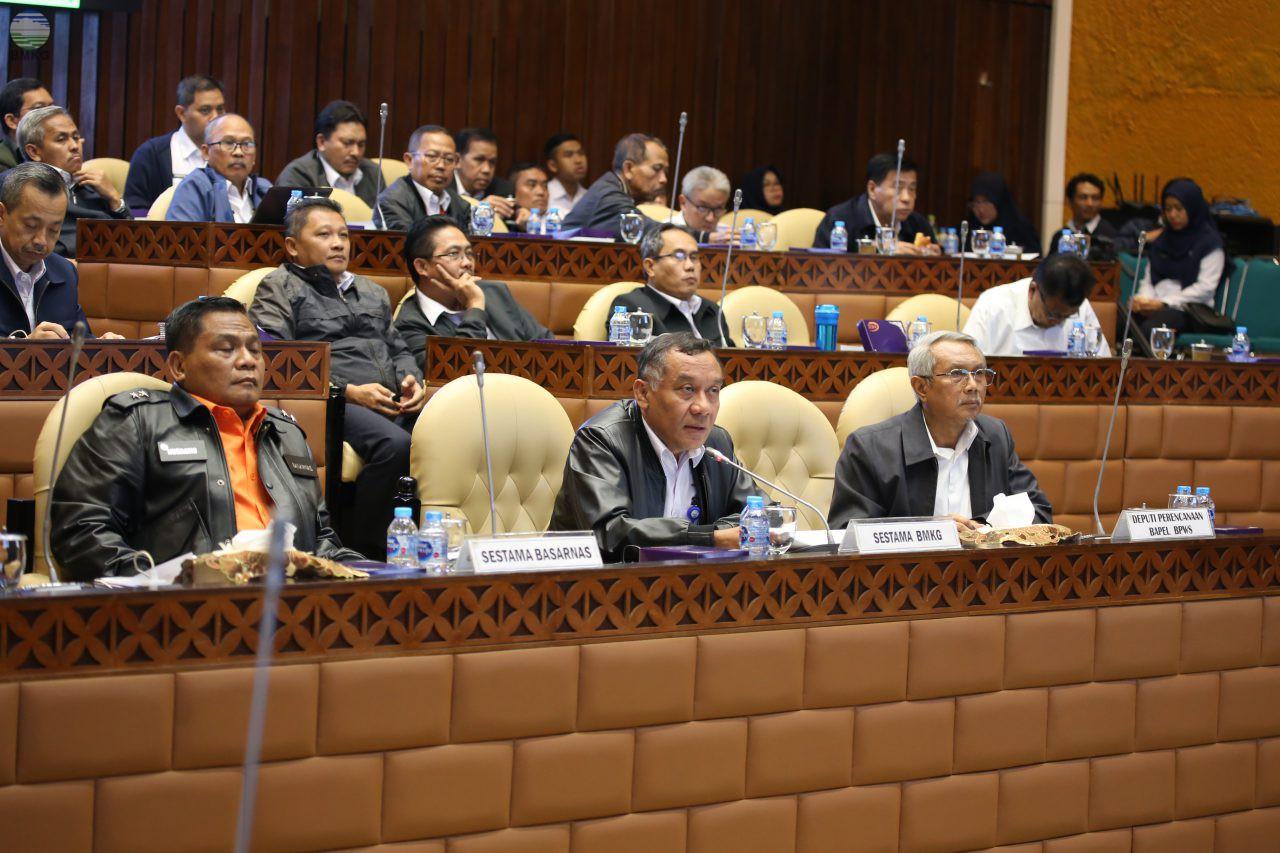 Komisi V Bahas Kekurangan Anggaran Mitra Kerja