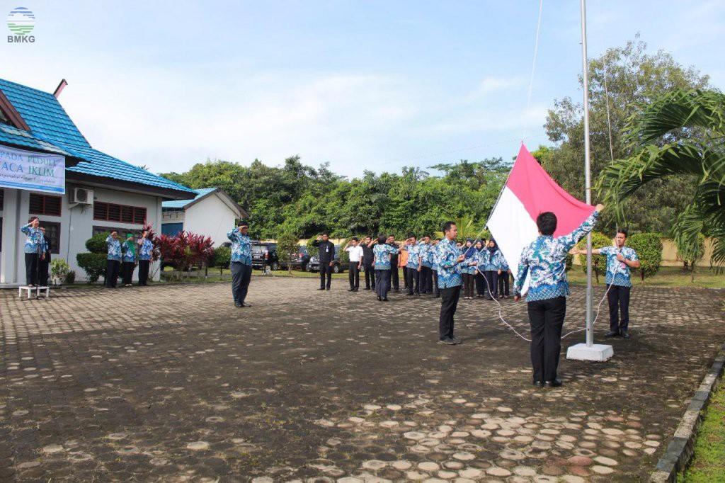 Kegiatan BMKG Provinsi Jambi dalam Rangka Memperingati HMD Ke-68