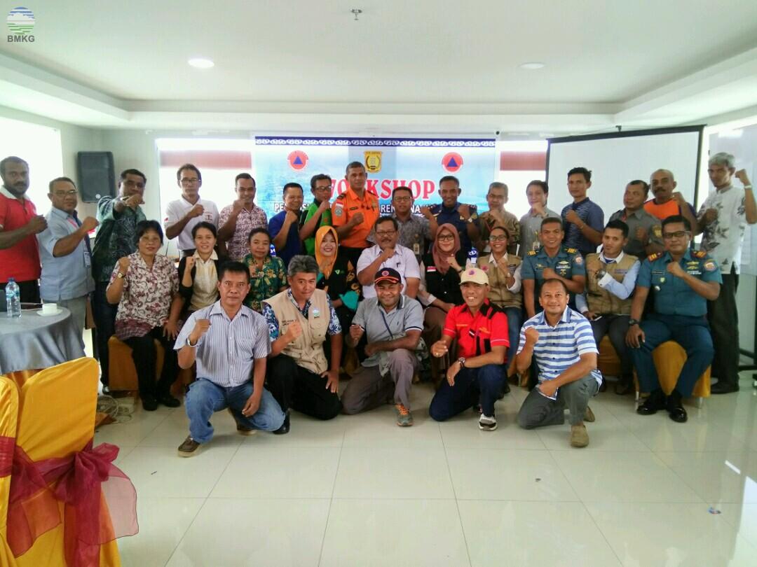 Workshop Penyusunan Rencana Kontigensi Kota Jayapura