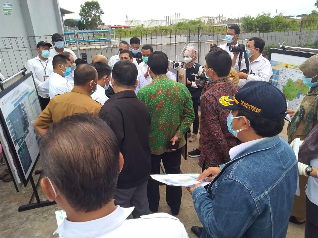 Kunjungan Kerja Komisi V DPR-RI Ke Provinsi Jambi Tanggal 11 - 13 Oktober 2020