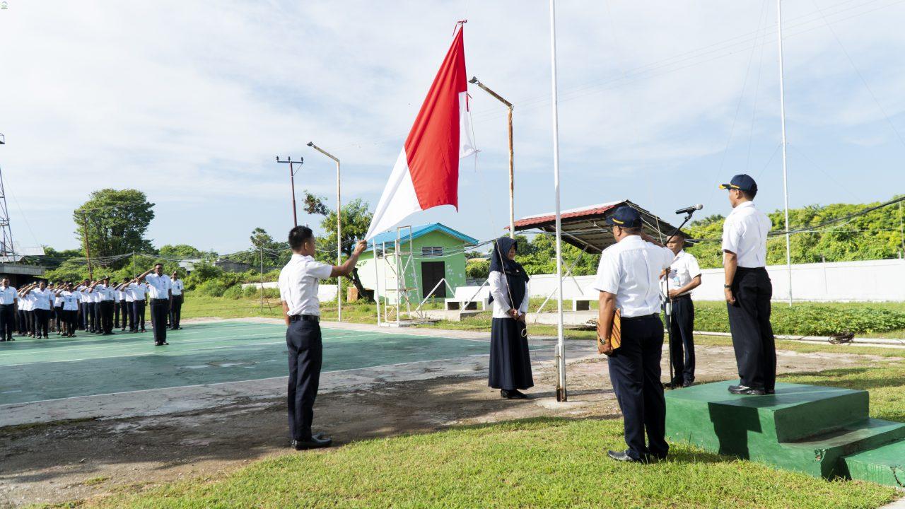 Upacara Peringatan Hari Meteorologi Dunia ke-69 Tahun 2019 di Provinsi Nusa Tenggara Timur