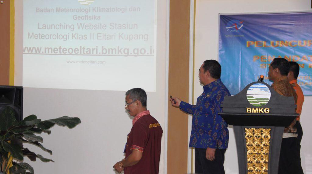 Peluncuran Layanan E-Service MKG Nusa Tenggara Timur
