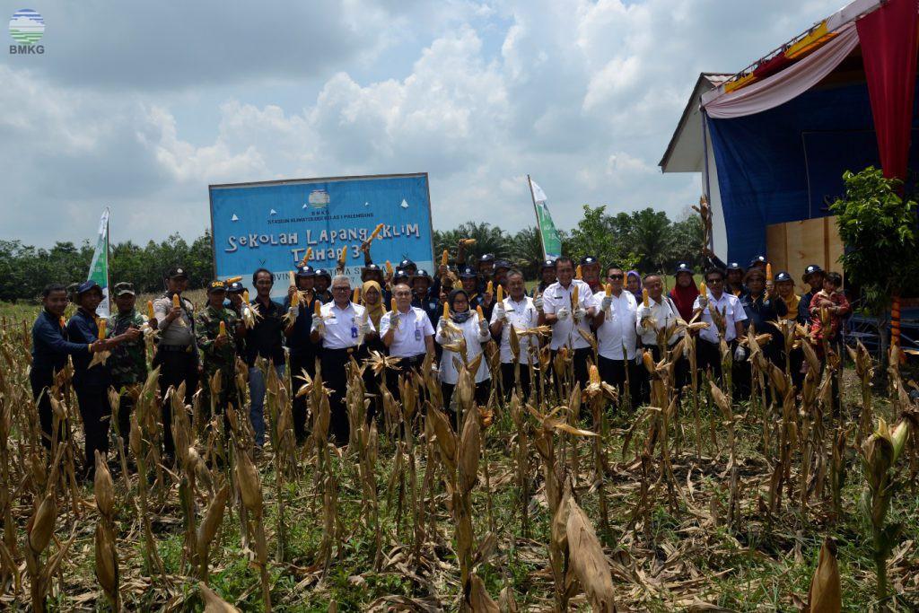Penutupan SLI Tahap 3 Provinsi Sumatera Selatan Tahun 2017