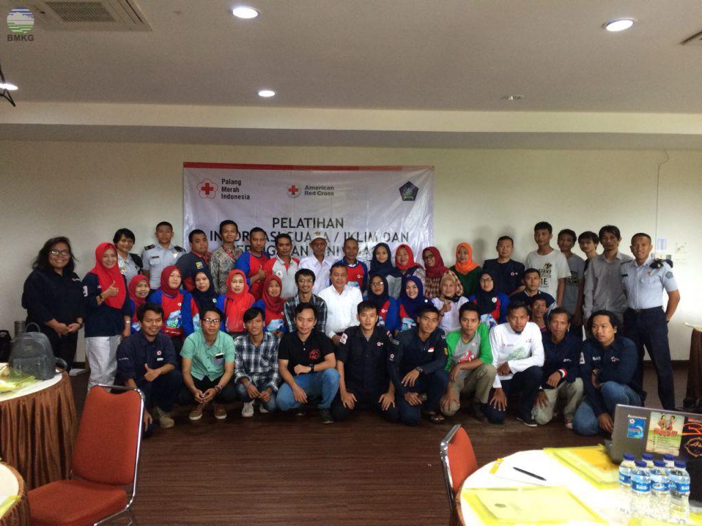 Partisipasi STMKG dalam Workshop Pelatihan Siaga Bencana Berbasis Masyarakat