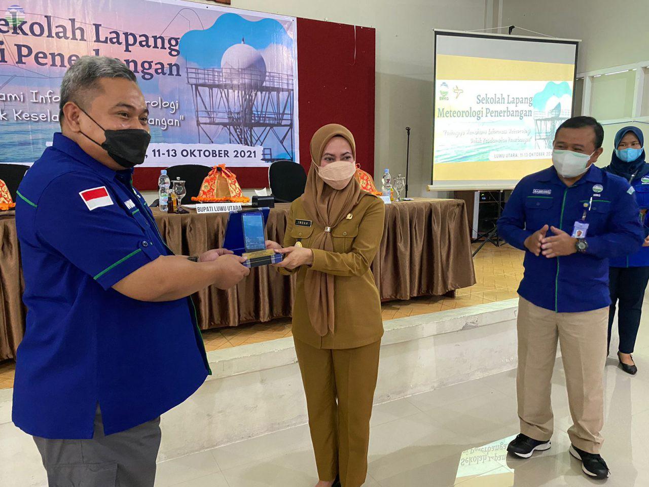 Giat Sekolah Lapang Penerbangan di Provinsi Sulawesi Selatan