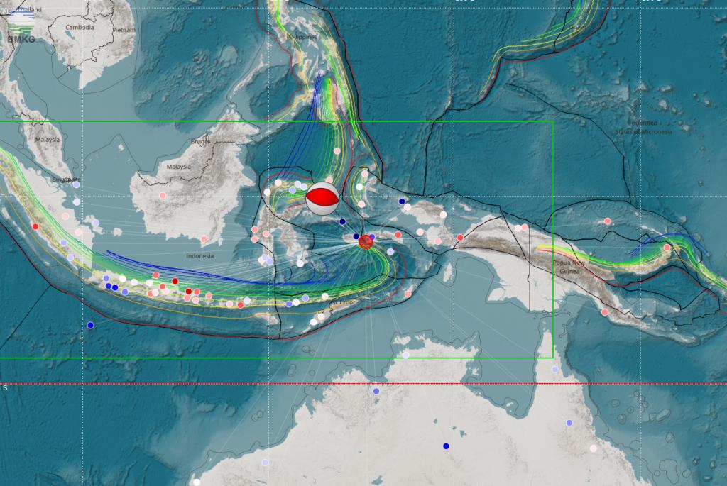 Siaran Pers Gempabumi Maluku M=6.2 Selasa, 31 Oktober 2017, Pukul 18.50 WIB