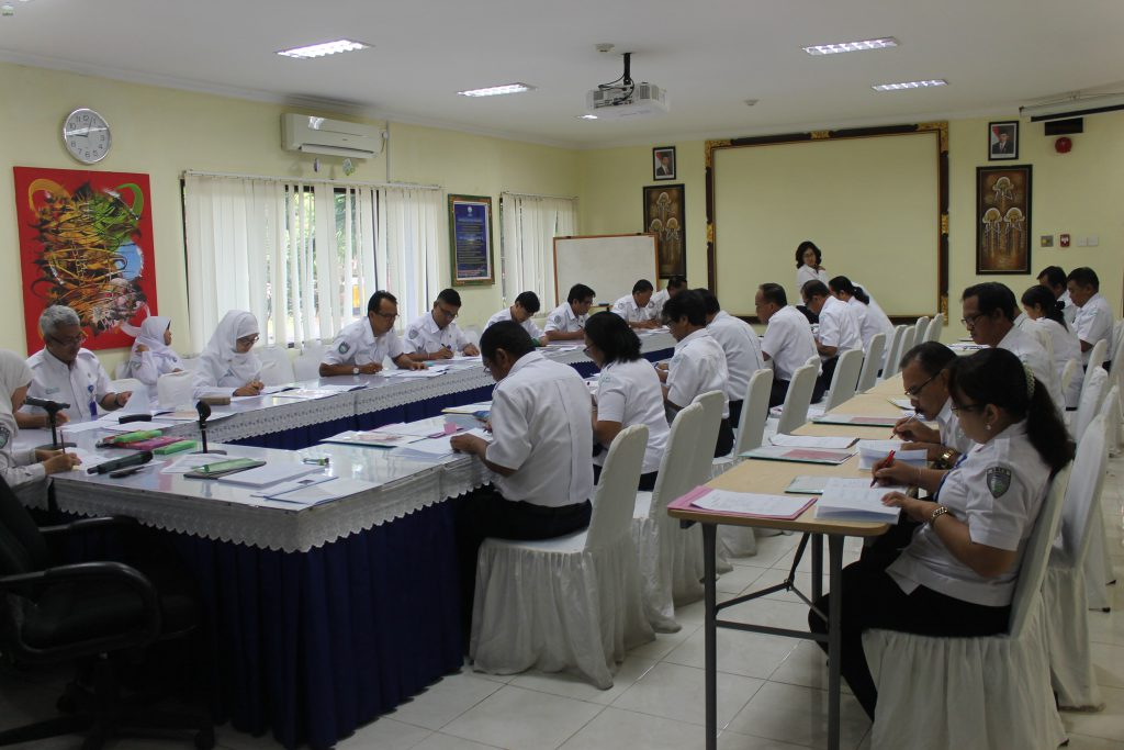 Talent Mapping Balai Besar MKG Wilayah III Denpasar