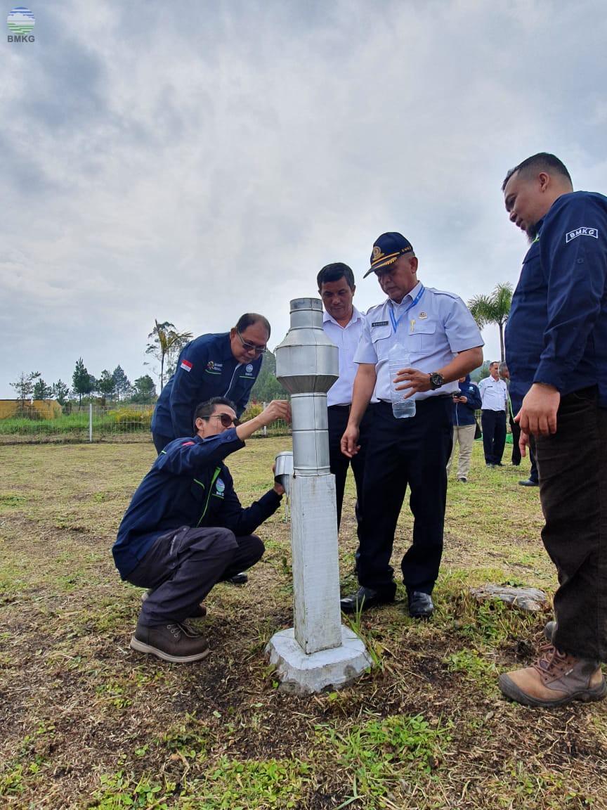 Inspeksi Peralatan Meteorologi untuk Keselamatan dan Kenyamanan Penerbangan