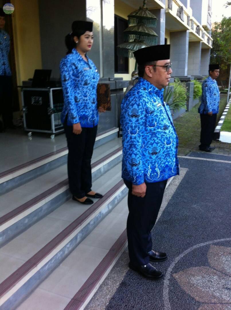 Upacara Peringatan Hari Kebangkitan Nasional di Balai Besar MKG Wilayah III