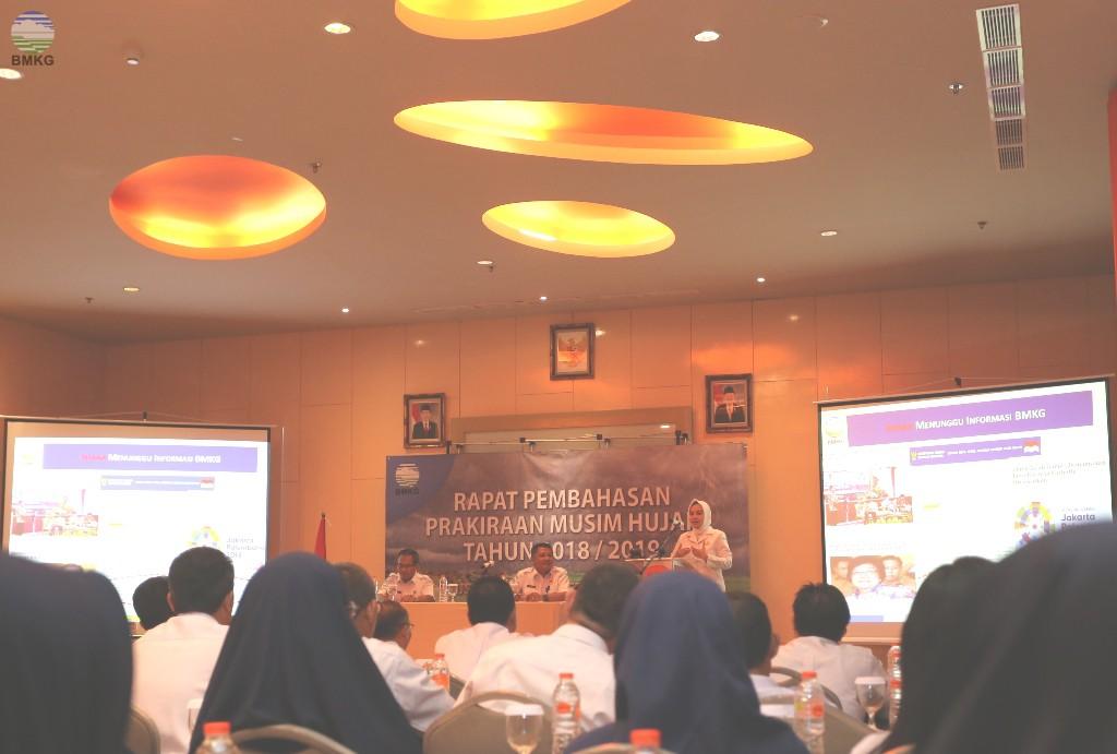 Kapan Awal Musim Hujan 2018/2019 di Indonesia? BMKG Penuhi Kebutuhan Informasi Iklim untuk Masyarakat
